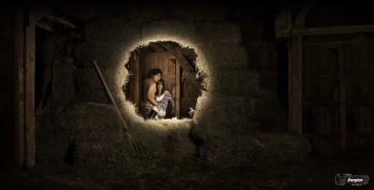 Реклама мощного фонарика