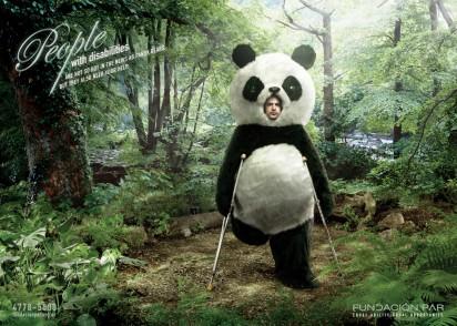 Помоги пандам