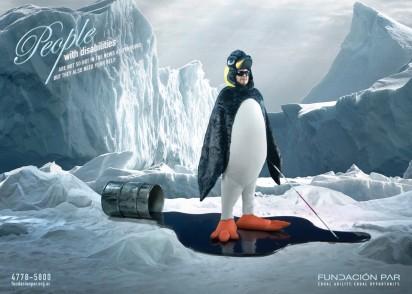 Помоги пингвинам