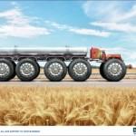 Шины Goodyear для грузовиков