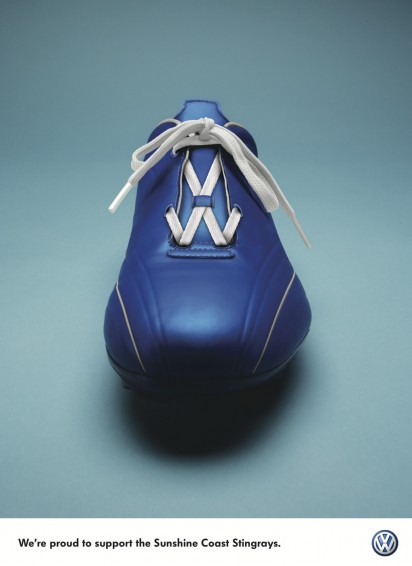 Реклама автомобилей WV