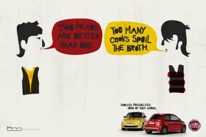 Противоречия в рекламе