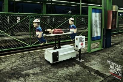 Реклама красного креста