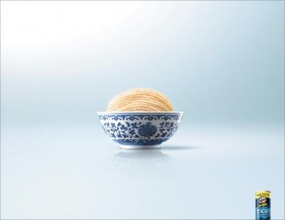 Чипсы из риса