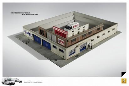 Реклама Рено