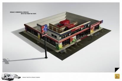 Микроавтобусы Рекно для бизнеса