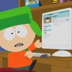 Скрытая реклама FaceBook в мультсериале South Park