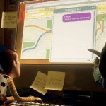 Реклама Apple в мультфильме История игрушек: Большой побег (Toy Story 3)