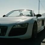 Скрытая реклама Audi R8 в фильме «Iron Man»