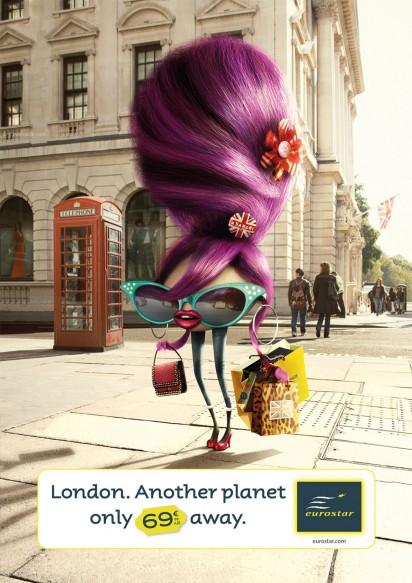 Роездка в Лондон