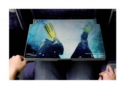 Реклама подводных приключений