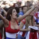 Скрытая реклама Nokia на World Cup 2010