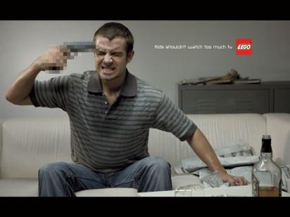 Насилие на ТВ