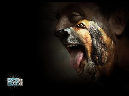Реклама жевательной резинки Eclipse: Собака