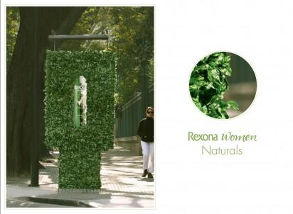 Реклама Rexona Women