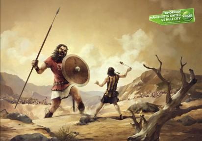 Реклама букмекерской конторы Veikkaus