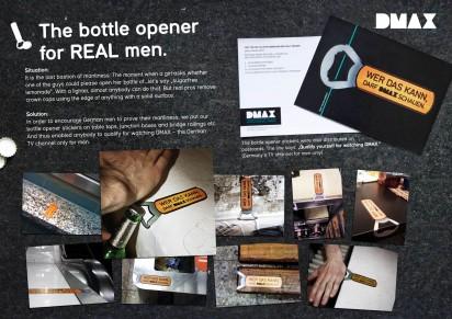 Открывачка для настоящих мужчин