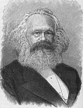 Экономист Карл Маркс
