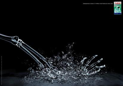 Реклама концентрата Anlene