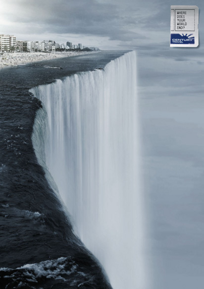 Реклама туристического агентства