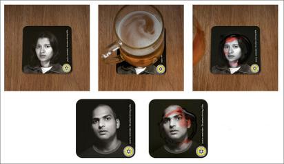 Реклама против пьянства за рулём