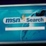 Скрытая реклама поисковика MSN  в фильме «Остров»