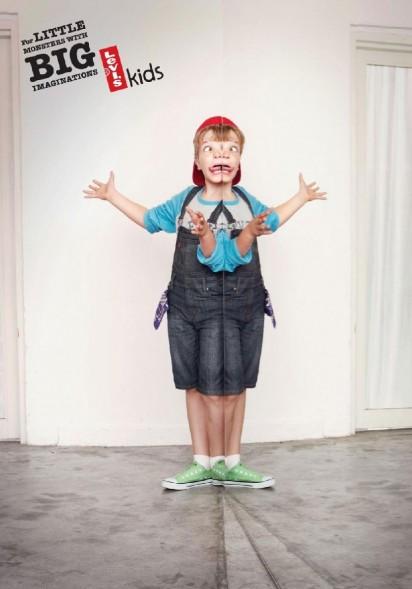 Джинсы Levi's для детей