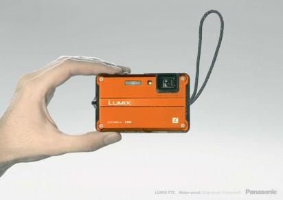 Panasonic Lumix FT2: Влагонепроницаемый