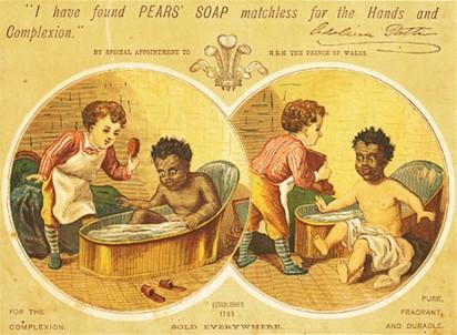 Старая реклама мыла