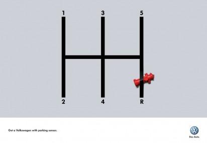Датчик парковки от Volkswagen