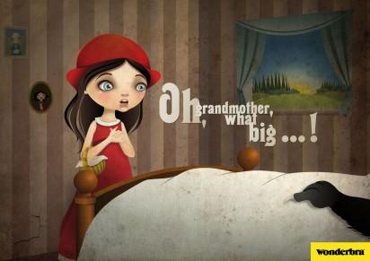 Реклама женского белья Wonderbra
