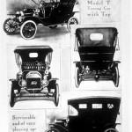 Креативная #reklama №614 — Старая реклама автомобиля Ford 1908 года