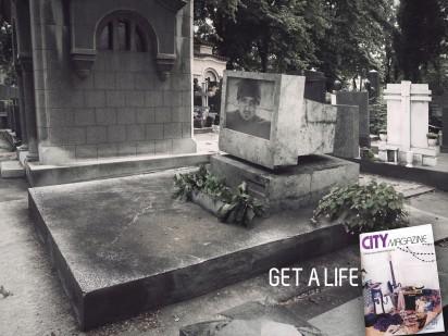 Реклама журнала City Magazine
