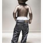 Креативная #reklama №600 — Детская одежда фирмы Bellerose
