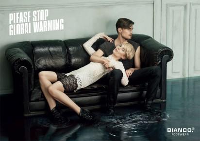 Реклама женской обуви