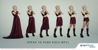 Реклама mp3 сайта