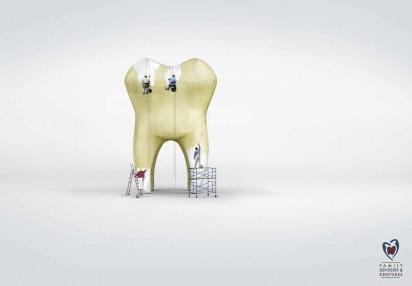 Стоматолог: Отбеливание зубов