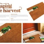 Креативная #reklama №623 — Реклама журнала Commercial Trader на коврике
