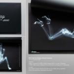 Реклама производителя медицинского оборудования EIZO