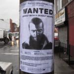 Реклама видео игры GTA 4 в Нью Йорке