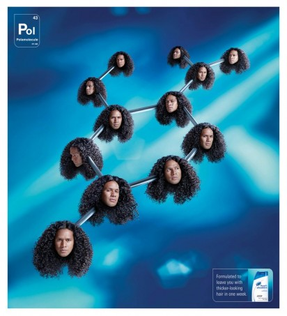 Реклама шампуня Head & Shoulders