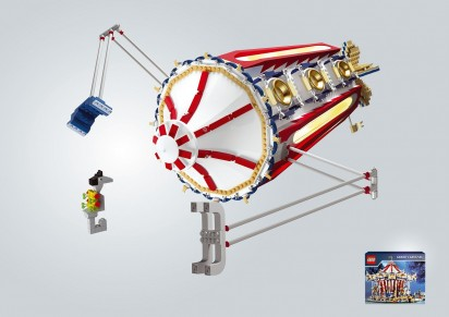 Реклама LEGO: Фантазируй
