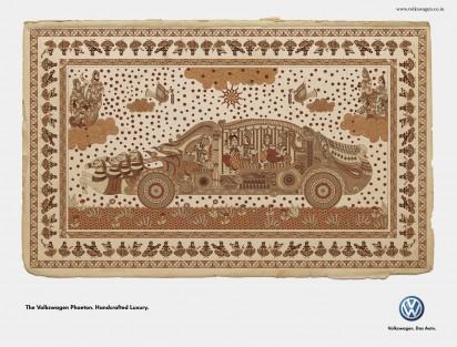 Реклама Volkswagen Phaeton