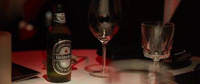 Скрытая реклама пива Heineken