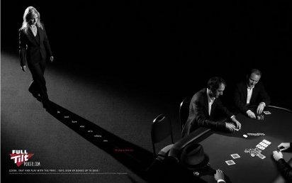 Реклама онлайн покера