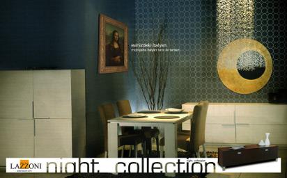 Реклама итальянской мебели