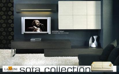 Мебель Lazzoni Concetto Mobili