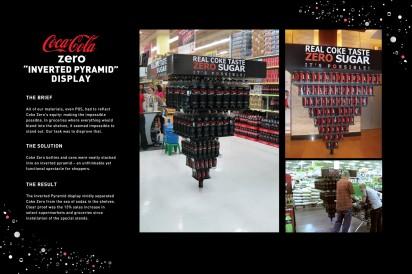 Реклама Coke Zero