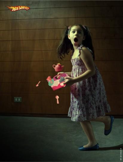 Реклама детских игрушек