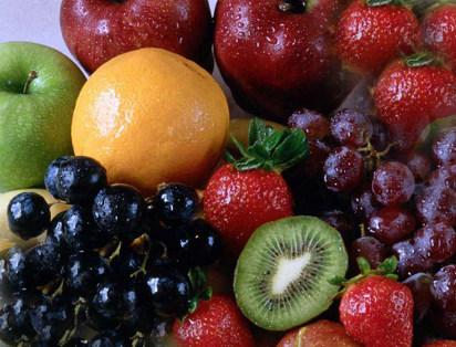 Ягоды и плоды
